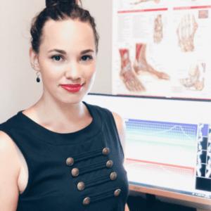 Dr Kardem Kiter | Family Podiatry Centre | Best Female Foot Doctor Podiatrist DPM Clinic Singapore Malaysia
