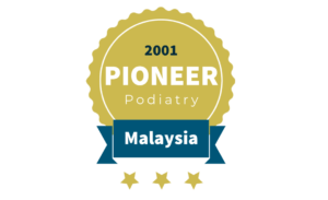 Pioneered in 2001 | Family Podiatry Centre | Best Foot Doctor Podiatrist DPM Clinic Singapore Malaysia