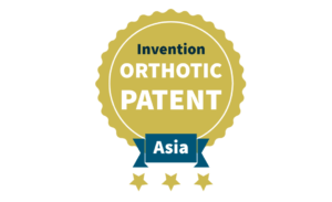 Orthotic Patent in Asia | Family Podiatry Centre | Best Foot Doctor Podiatrist DPM Clinic Singapore Malaysia